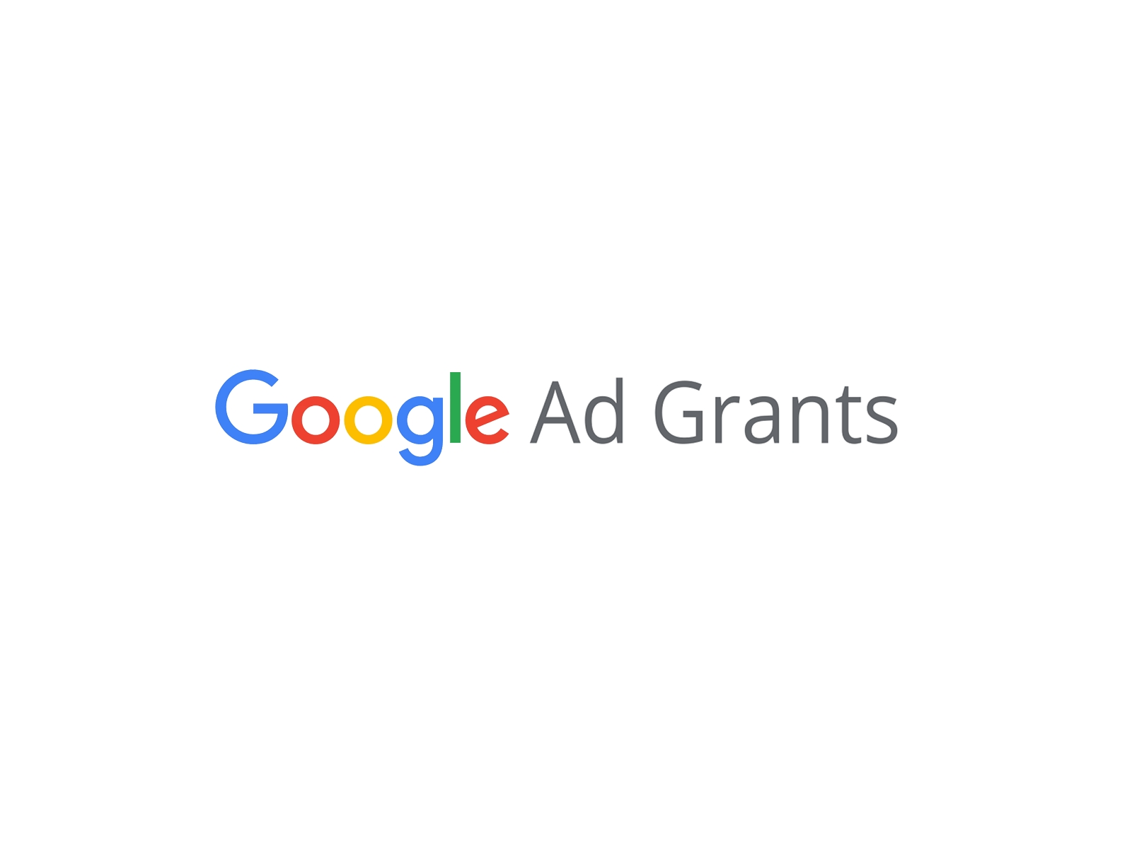 Google Ad Grants for Non-Profit