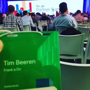 Google Premier Partner Summit New York