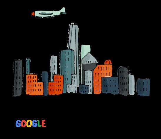 Google Premier Partner Summit New York illustratie