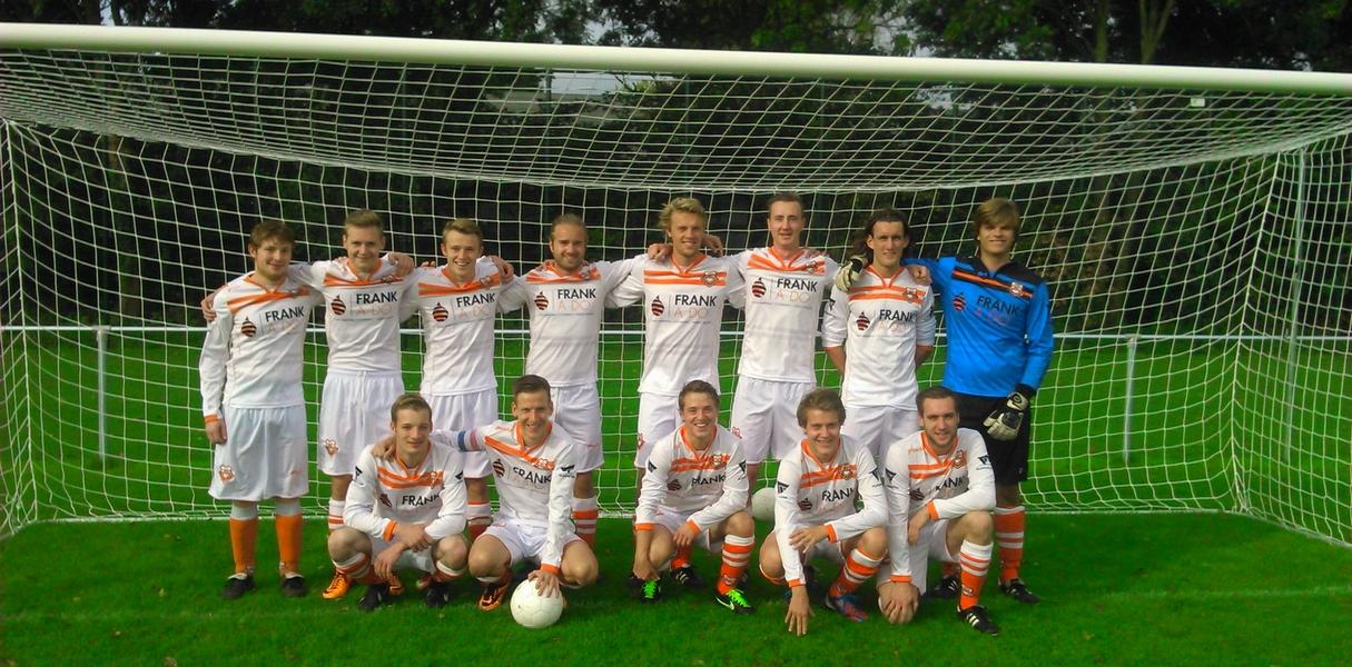 BVC Bloemendaal sponsoring teamfoto